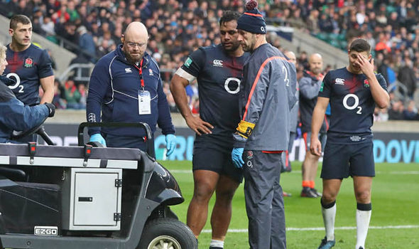 England No 8 Billy Vunipola to miss Six Nations after undergoing knee surgery