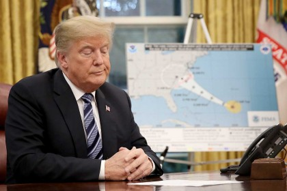 Donald Trump says Puerto Rico response was 'one of the best'