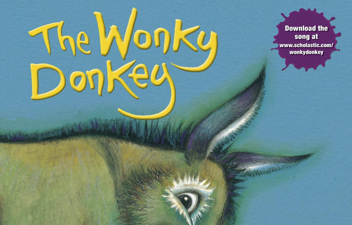 Laughing granny video makes decade-old kids' book Wonky Donkey a #1 bestseller