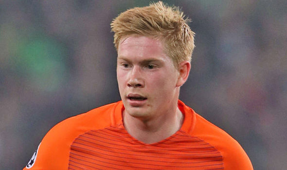 Manchester City star Kevin De Bruyne: This is what I think about Champions League draw
