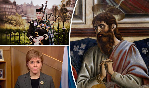What is St Andrew's Day? How do the Scots mark the patron saint's feast day?