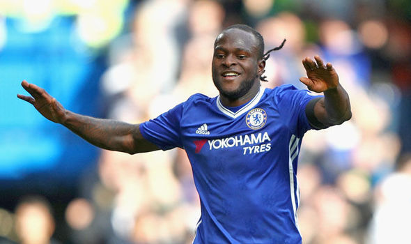 Victor Moses: What I think of my new role at Chelsea in Antonio Conte's 3-4-3 system