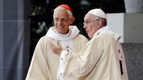 Pope accepts resignation of influential U.S. cardinal implicated in alleged sex abuse coverup