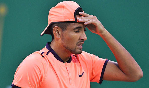 Nick Kyrgios suspended for eight weeks by ATP: Australian star makes apologetic statement