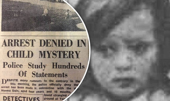 Norma Dale case reopened: Will the RED SHOES murder be solved at last?