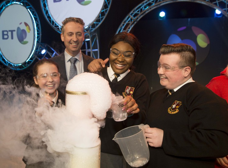 Thousands of students prepare for opening of BT Young Scientist Exhibition