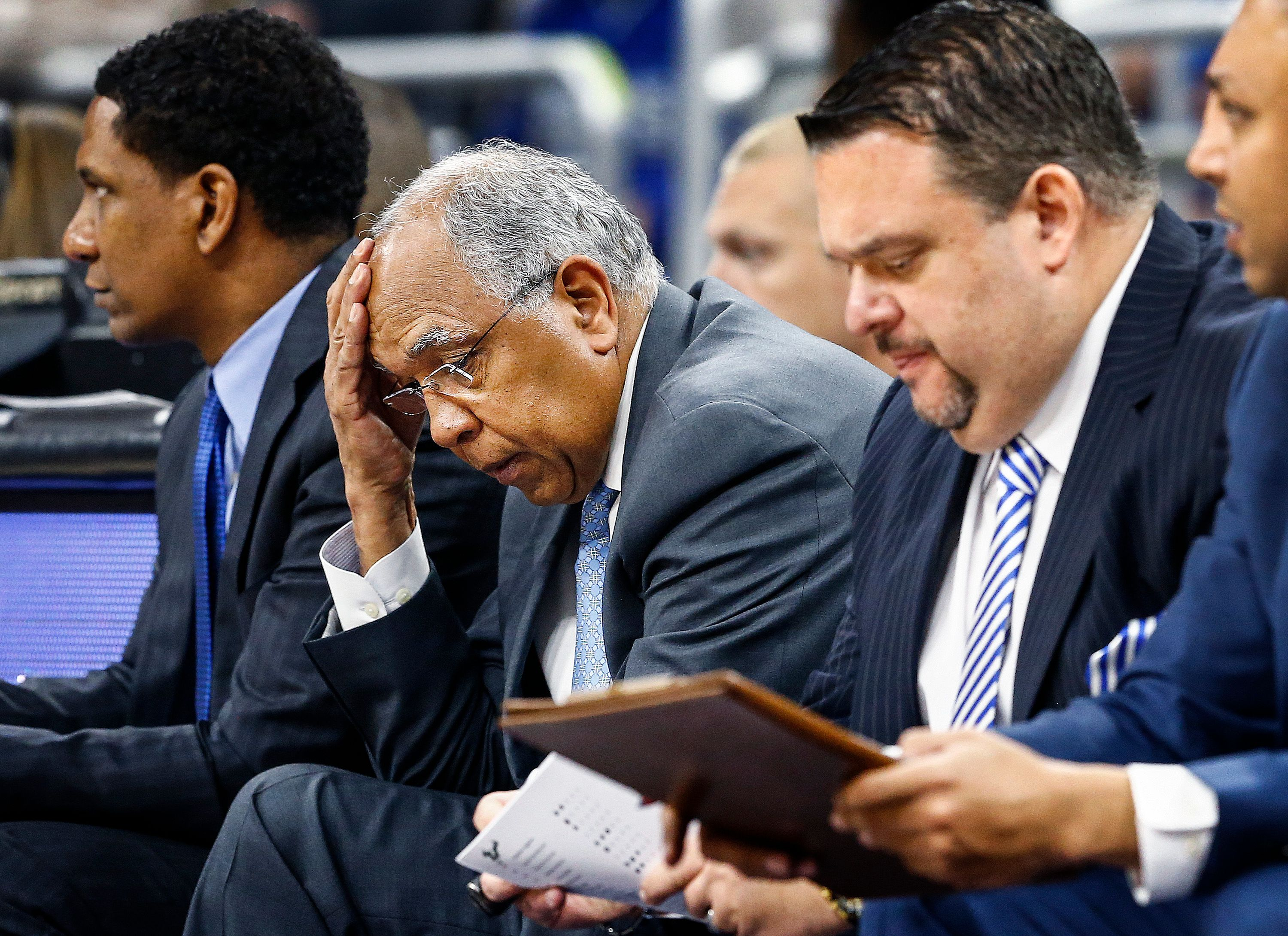 Memphis fires Tubby Smith after two seasons. Will Penny Hardaway be his successor?