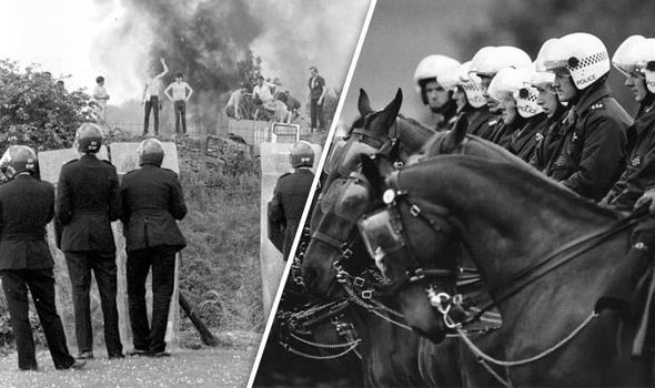What was the Battle of Orgreave and why are campaigners demanding an inquiry?