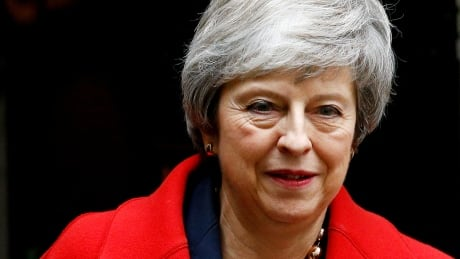 'Uncharted waters' if British MPs reject Brexit deal, May warns