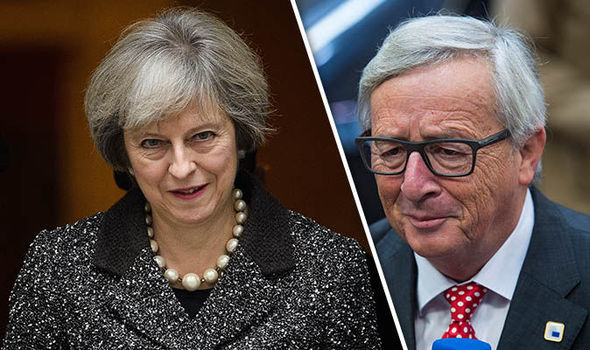 Juncker signals UK-EU trade deal will take YEARS as he says 'no comparison' with CETA