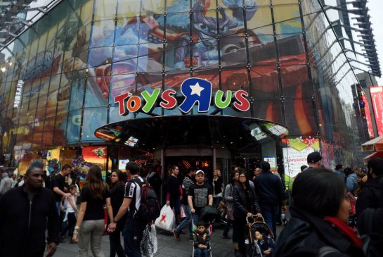 Toys 'R' Us will file for bankruptcy protection in Canada