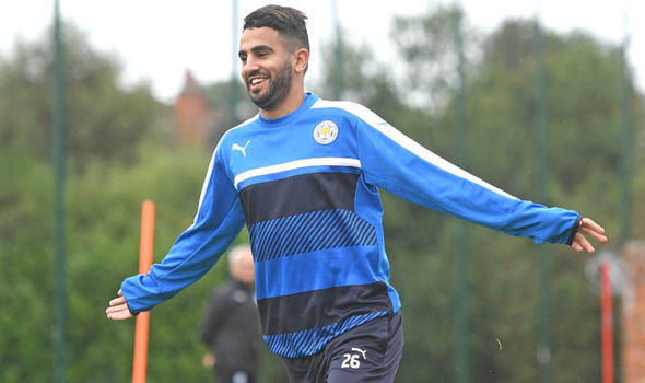 Leicester star Riyad Mahrez: This is why I did not join Arsenal