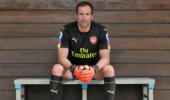 Arsenal ace Petr Cech names one similarity between Arsene Wenger and Jose Mourinho