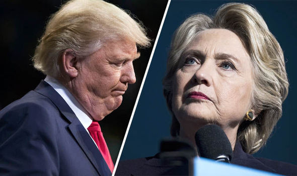 US election 2016 odds: Will Donald Trump or Hillary Clinton be next president? Latest odds