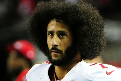 NFL: Colin Kaepernick named GQ's Citizen of the Year