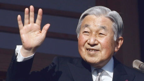 Japan's Cabinet OKs bill to let Emperor Akihito abdicate