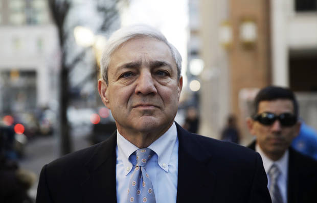 Jury selection begins in Penn State ex-president's trial
