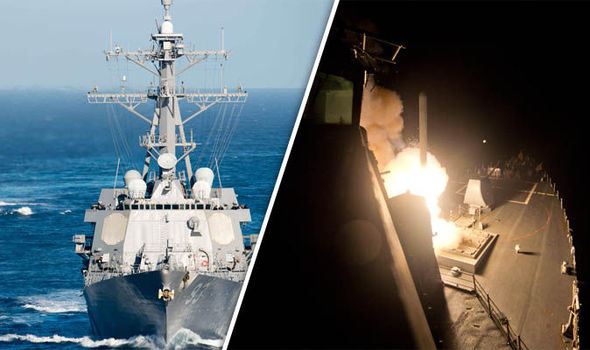 US navy ship targeted by missile attack from Yemen