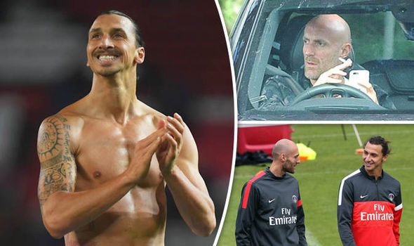 Spotted: The secret to Zlatan Ibrahimovic's incredible fitness record - physio Dario Fort