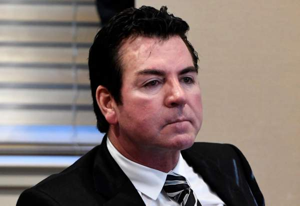 Papa John's founder apologises for using n-word during call