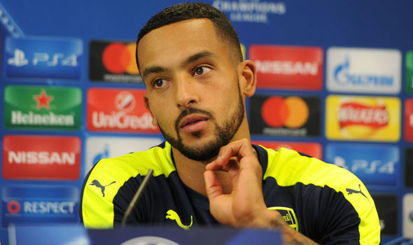 Theo Walcott: This is why I've been so good for Arsenal this season