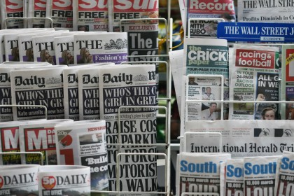 Cambridge News' 'missing' headline - and other local newspaper gaffes