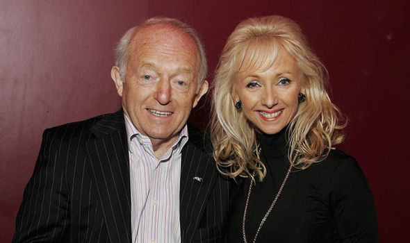 Magician Paul Daniels left an estate worth just under £500,000