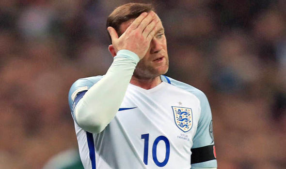 Wayne Rooney cover story signals the end of Manchester United star's England career