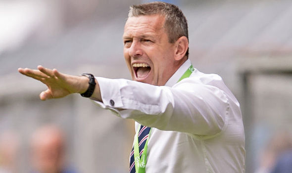 Aidy Boothroyd insists he will pick England Under-21 team after replacing Gareth Southgate