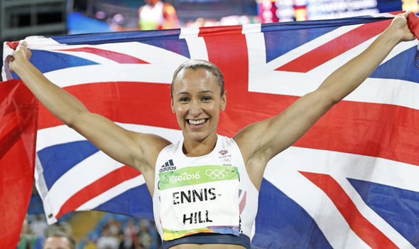 London 2012 gold medalist Jessica Ennis-Hill RETIRES from athletics with immediate effect