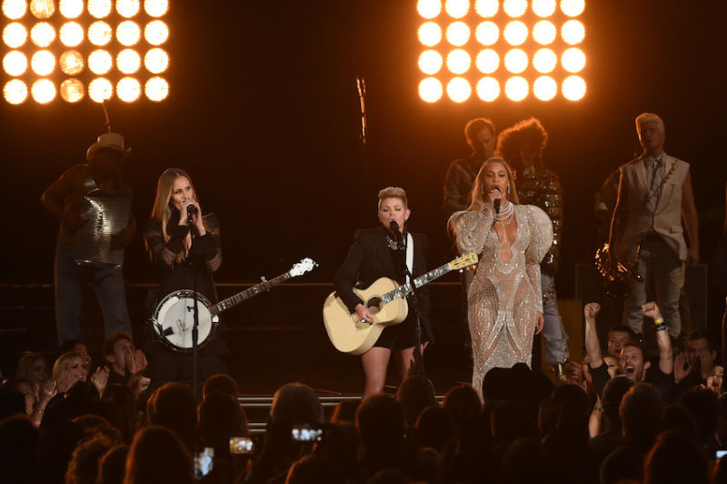 Country Music Awards Deny Beyonce Snub