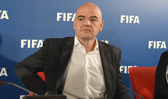FIFA president Gianni Infantino: This is how I plan to change the World Cup