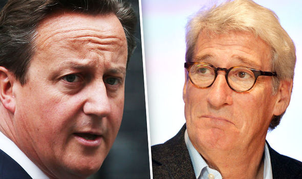 Jeremy Paxman savages 'terrible' David Cameron over 'unforgivable' Brexit campaign
