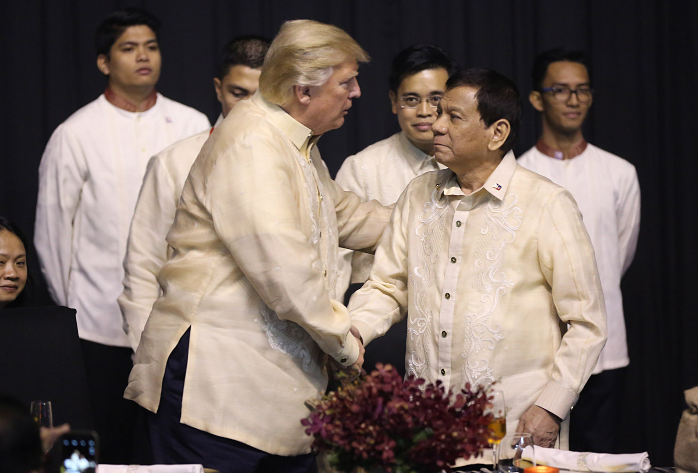 Human rights advocates: Trump's silence on Duterte's drug war 'dismaying'