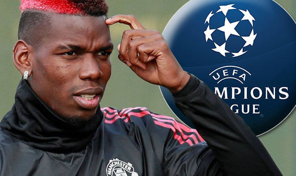 Man Utd news: Paul Pogba desperate for the sound of the Champions League anthem again