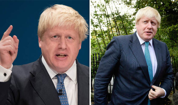 'It was obvious to back Brexit,' says BORIS JOHNSON