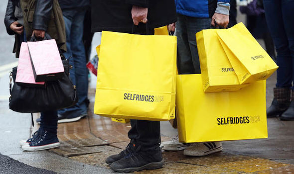 Debenhams and Selfridges post profits slump