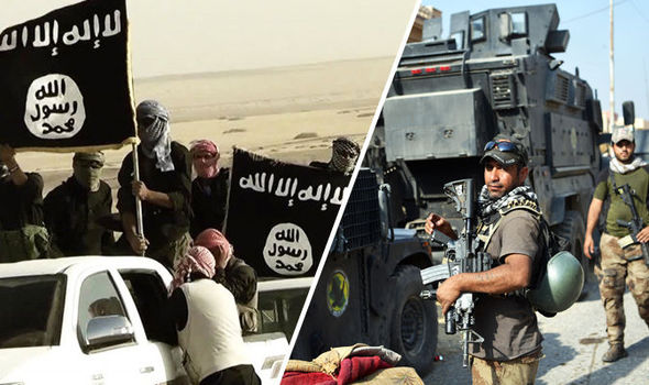 Wipe out Islamic State jihadis in Mosul AND Raqqa at the SAME TIME, says US official