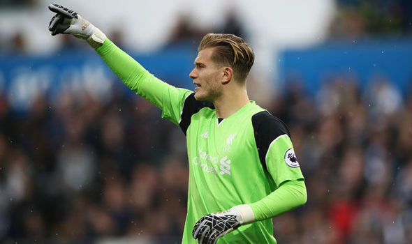 Loris Karius: How I feel about taking on Manchester United for the first time