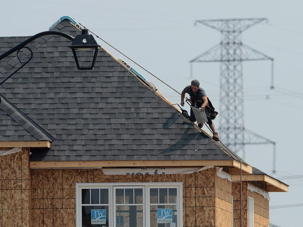 Housing starts lower in July, fewer multiple-unit projects after busy June, CMHC says