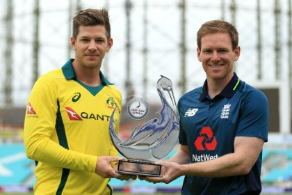 England vs. Australia cricket series: 1st ODI team news, fixtures and live TV details