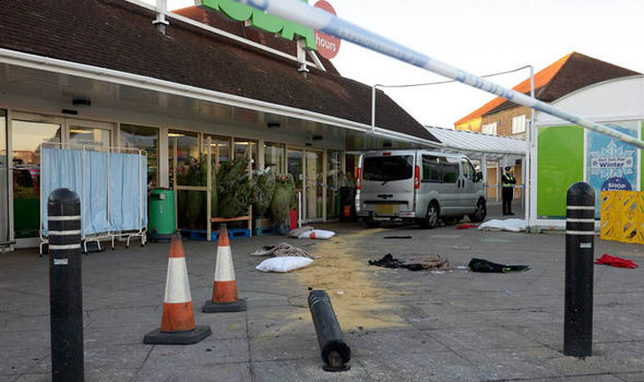 Supermarket tragedy as 100-year-old woman dies after being hit by minibus in Asda car park