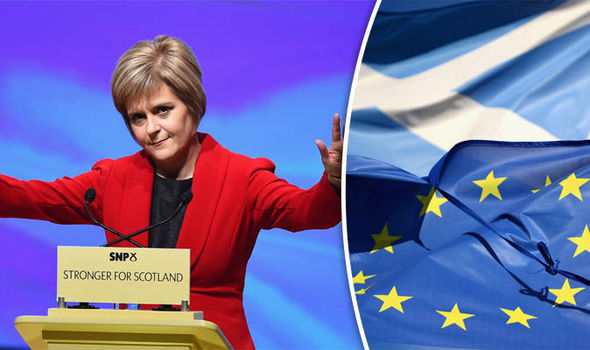Nicola Sturgeon says there may be a case for second EU referendum