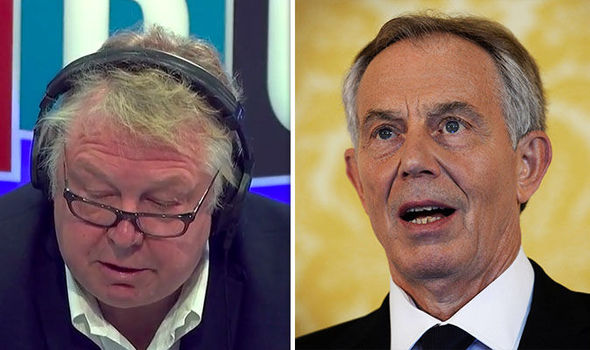 'For God's sake!' Tony Blair ripped into after shameless Brexit intervention