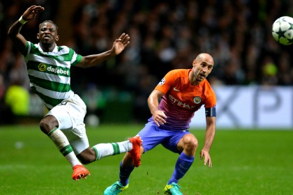 Celtic hold Man City in six-goal thriller