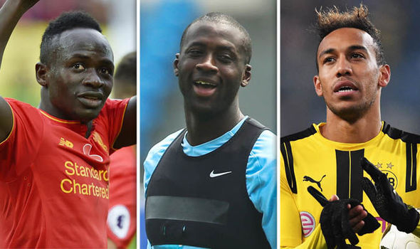 African Footballer of the Year 2016: Baffling inclusion in BBC shortlist