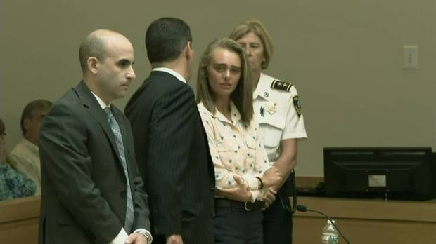 Judge finds Michelle Carter guilty