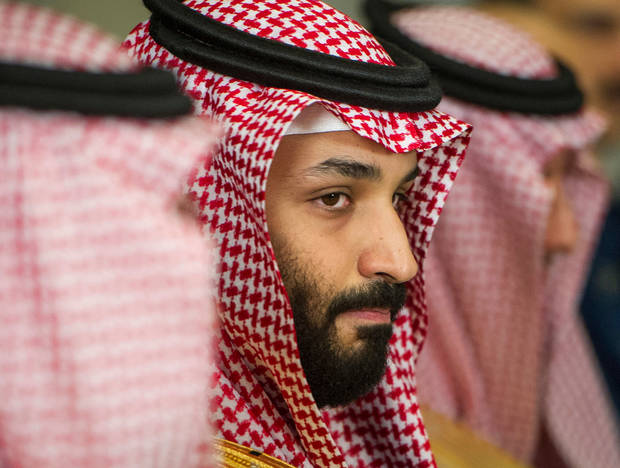 Saudi crown prince's carefully managed rise hides dark side