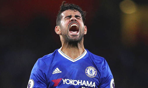 Manchester United star defends Chelsea troublemaker Diego Costa