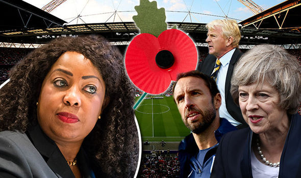 Jobsworth FIFA bureaucrat behind poppy ban says UK 'not the only one suffering from war'